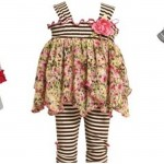 Clothing Deals: Save 30% Or More On Baby Girl Clothing  (Calvin Klein, Absorba, Vitamins & more)Sets