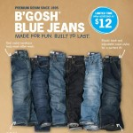 Clothing Deals: Latest Osh Kosh B'Gosh Printable Coupon + Save On Jeans