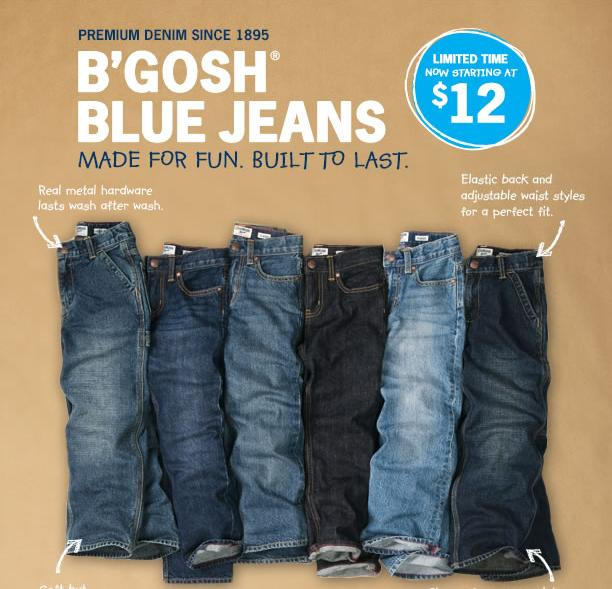 picture relating to Osh Coupons Printable known as Clothes Discounts: Most current Osh Kosh BGosh Printable Coupon +