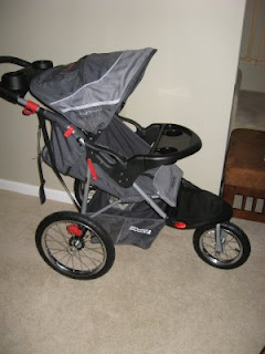 Product Review Baby Trend Expedition Lx Jogger