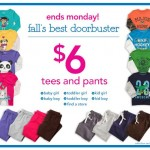 Clothing Deals: Latest Printable Carter's Coupon & Deals