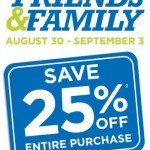 Clothing Deals: Crazy 8 Friends & Family Sale Starts Today!