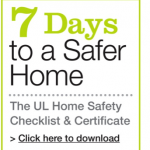 Kids & Family: UL's 7 Days To A Safer Home Guide