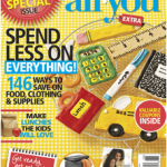 Back To School: New ALL YOU Special 'Back To School' Issue