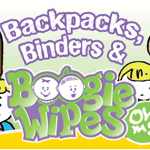 Boogie Wipes Backpacks & Binders Back To School Contest