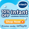 Play Deals: Limited Time Savings On VTech Infant Toys, V. Reader & Mobi Go