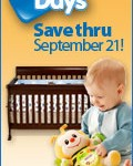 Baby Deals: Save During Walmart's Baby Days Event!