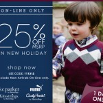 One Day Only: 25% Off At Hartstrings.com