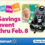 Baby Deals: Walmart Baby Days Savings Event- Limited Time Offer