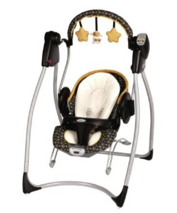 Graco Duo 2-in-1 Swing & Bouncer