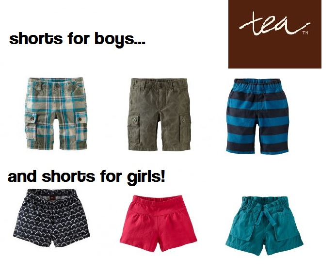TeaCollectionShorts