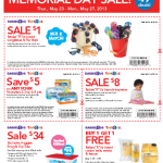 Printable Coupons: Babies R Us & Toys R Us Memorial Day Coupons