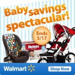 Baby Deals: Baby Savings Spectacular Going On At Walmart.com