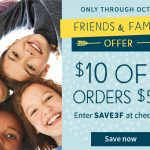 Kids' Play Deals: American Girl Friends & Family Event $10 off orders $50+ {Promo Code Needed & Ends 10/10}
