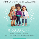 TODAY ONLY: Save Up To $69.99 On Select Doll Sets At American Girl {Valid 9/21/17 Only} Expired