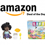TODAY ONLY: Save Up to 50% on Toys from Hasbro Gaming, NERF, Play-Doh & More {Valid 11/27 Only}