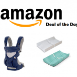 TODAY ONLY: Save Up to 30% on Select Items for the Nursery at Amazon {Valid 11/27 Only}