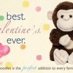 Kids' Valentine's Day Deals: Your Buddy Boodles From Noodle & Boo