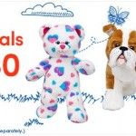 Kids' Play Deals: $5 Off $25 At Build-A-Bear Promo Code Offer