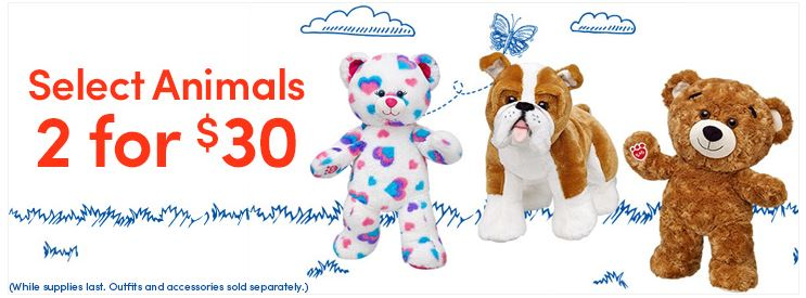 BuildABearDeals