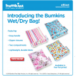 PPP Pick: Just In Time For Summer…New Bumkins Wet/Dry Bags