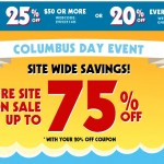 Kids Clothing Deals: Columbus Day Savings At The Children's Place (New Coupon Codes + Printable Coupons)
