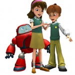 Kids' Movie & DVD Reviews: The Superbook Series