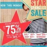 Kids' Clothing Deals: Save An Extra 30% Off Markdowns At Crazy 8