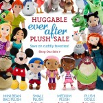 Kids' Play Deals: Plush Sale Going On Now At Disney Store