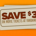 Kids' & Family Movie Deals: $3 Off 3 Or More Movie Tickets At Fandango Offer (This Weekend-Limited Time)