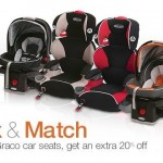 Baby & Kid Gear Deals: Save 20% When You Buy 2 Select Graco Car Seats
