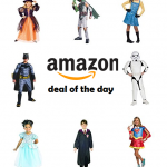 Today Only: Up to 30% off Rubie's Halloween Costumes {Valid 10/18 Only}