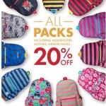 Back To School Deals: Save 20% On Backpacks At Hanna Andersson