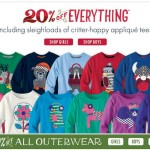 Kids' Clothing Deals: Save 20% Off Everything At Hanna Andersson