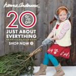 Kids' Clothing Deals: Today Only & More Deals From Hanna Andersson!