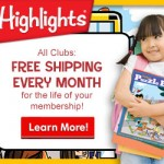 Kids' Learning Deals: Free Shipping Offer From Highlights Puzzle Books Clubs
