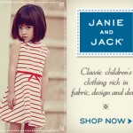 Today Only: FREE Shipping On All Janie And Jack Orders