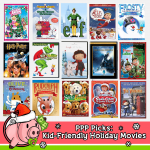 PPP Picks: Our Favorite Holiday Movies For Kids' Round-Up