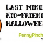 Kids & Family: Our Last Minute Kid-Friendly Halloween Menu