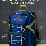 Kids' Gear Deals: 2-Days Only 40% Off Select Lunchboxes & Backpacks At Land's End