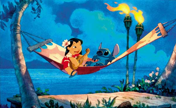Image from Disney's 'Lilo and Stitch'