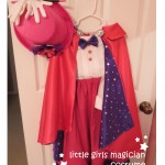Kids & Family: Our DIY Magician's Halloween Costume For A Little Girl