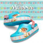 Kids' Shoes: Calling All Moana Fans! Kids' CrocsLights Disney Moana™ Clog Now Available