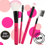 Mommy Deals + Giveaway: New Pop-arazzi Cosmetic Brush Line Exclusively At CVS
