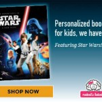 Star Wars Deals: New Star Wars Personalized Books for Kids at Mabel's Labels