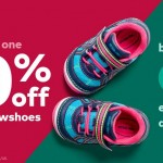 Kids' Shoe Deals: BOGO 40% Off At Stride Rite + Earn Double Rewards (Limited Time)