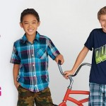 Today Only: Online Only 40% Off Entire Purchase + FREE Shipping At The Children's Place (Promo Code)