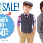 Kids' Clothing Deals: Save 25-30% Sitewide At The Children's Place With Coupon Code (Limited Time Offer)
