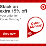 Cyber Monday Deals: Seriously Save At Target…Graco Deals, Clothing Deals & More {Valid 11/27 Only}