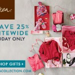 {Expired} Today Only: Save 25% Sitewide At Tea Collection With This Offer (Restricitons Apply)